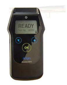 Alcotest Breathalyzer 5510