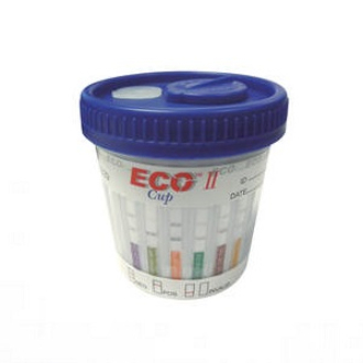 ECO CUP DRUG SCREEN 6 PANEL (PER BOX 25)-222